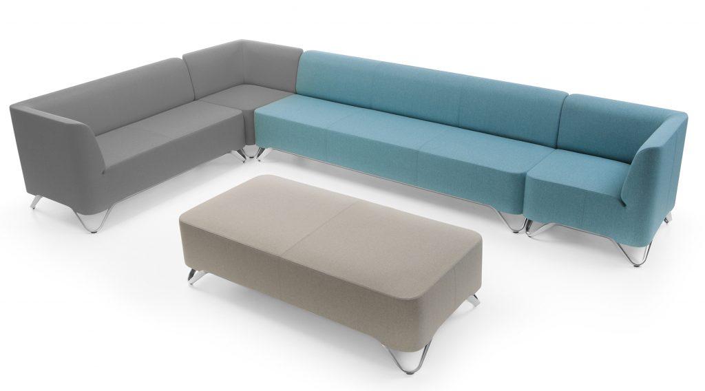 buerosofa, sofa